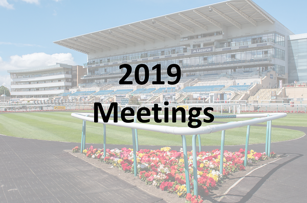 Meetings - 2019