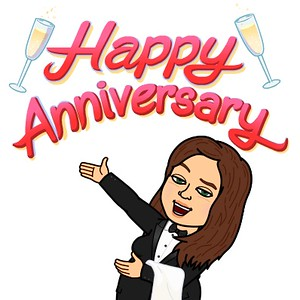 Wes and Jess Anniversary 2017
