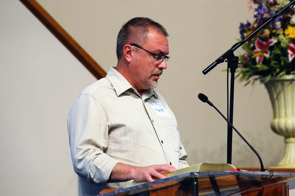 May 13, 2012 Worship Service