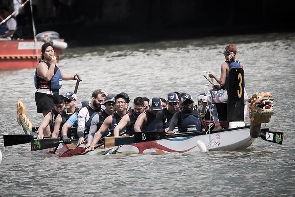 Singapore River Regatta 2017 Day 2 Part 2