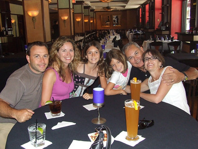 Wegner Family Visit - Summer, 2008