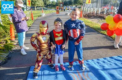 Keystone Academy Superhero 5k 2014