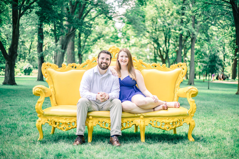 Emilee & Timothy's Engagement