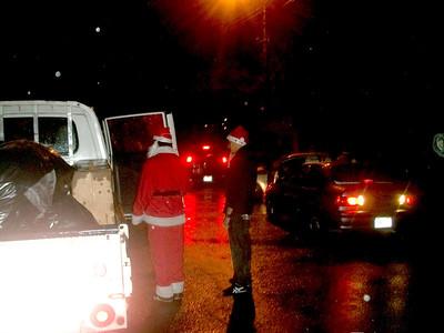 Santa en Las Calle • SANTA IN THE STREETS - 2012 - San Jose, Costa Rica (pictures from 2011)