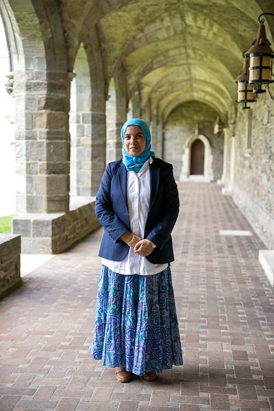 Manar Darwish