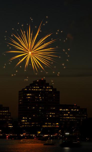 2019-7-4 Fireworks