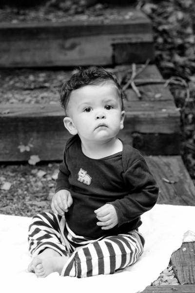Camren 9 months old