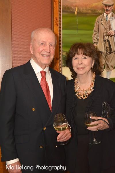 Mary Lou Maddison and Joe Kelly