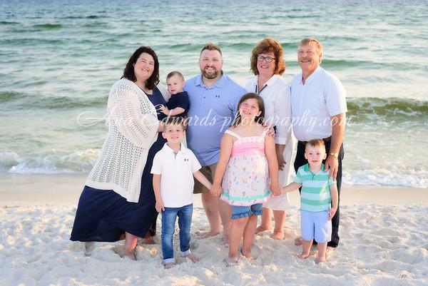 The Smith family  |  Carillon Beach Resort