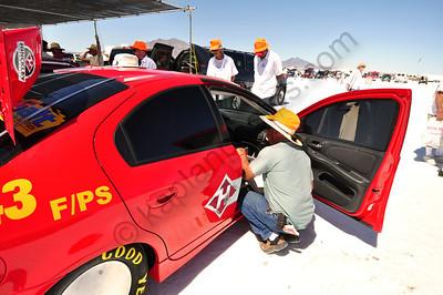Bonneville 2011 Speed Week Sat-Sun Door Cars