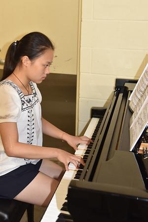Piano Candids