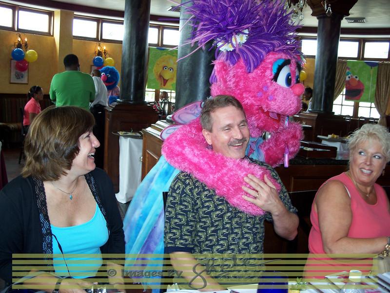 Vicky and Rick at Beaches Resort