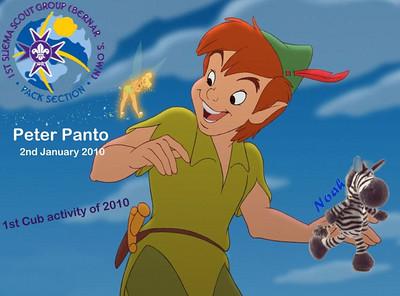 Peter Panto - 2nd Jan 2010