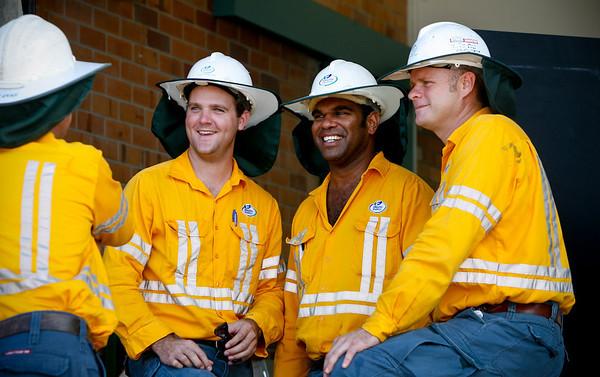 Ergon Townsville 12 Feb 2009