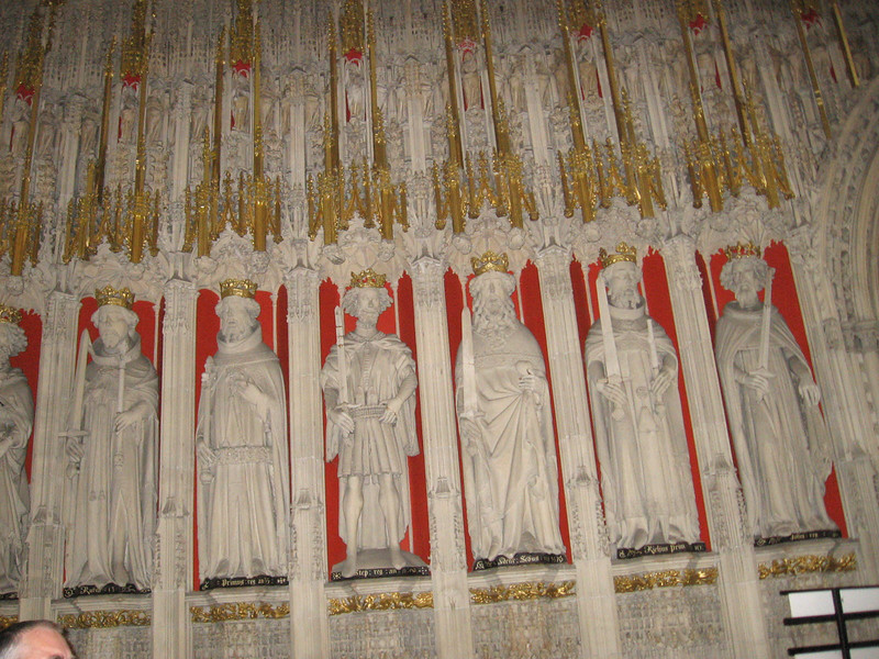 The Choir Screen, York Minster