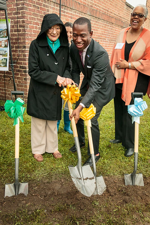 BHC Goodwyn at Union Hill Groundbreaking