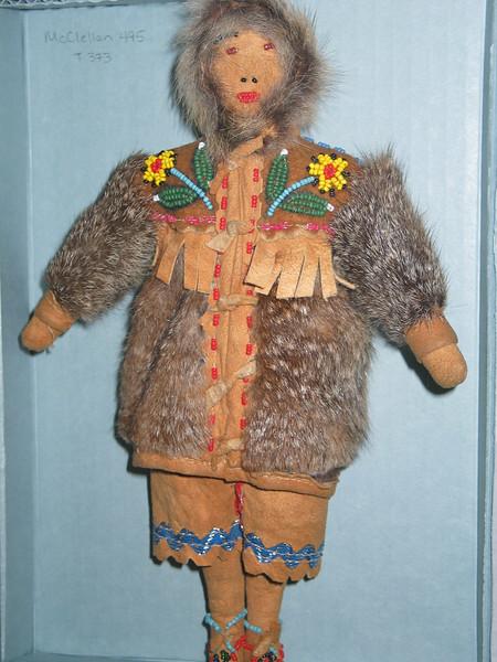 Doll - Southern Tutchone
