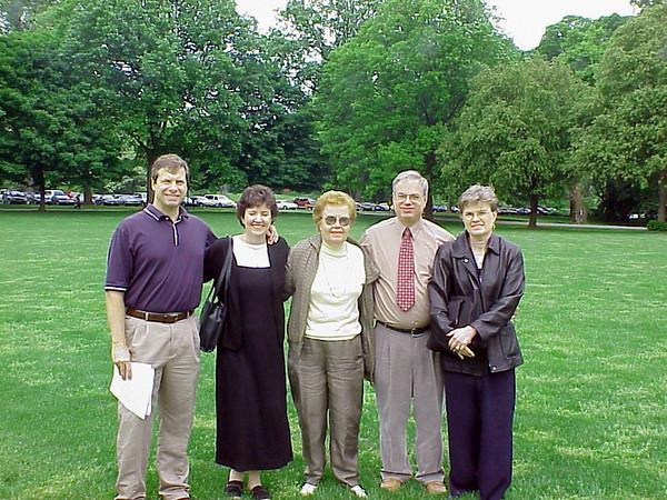 Simon Family Memorial Service