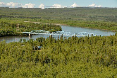 North Klondike Highway Whitehorse to Dawson City