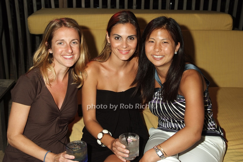 Sensen Brenner, Jessica Portela, Vanessa Chandis photo by Rob Rich © 2008 516-676-3939 robwayne1@aol.com