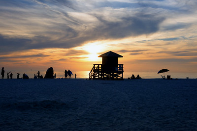 Siesta Keys Sunset