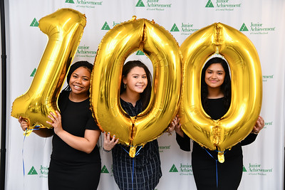 Junior Achievement- Leading Ladies 2019