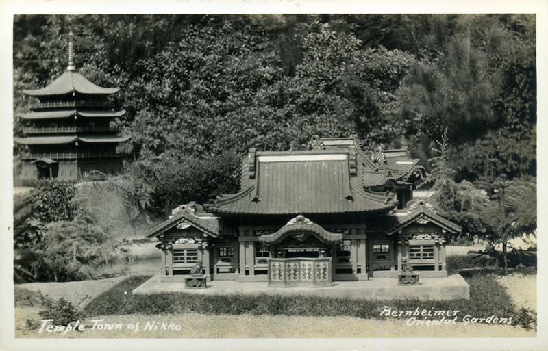Temple Town of Nikko