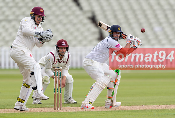 Warwickshire v Northamptonshire 1st - 3rd August 2020