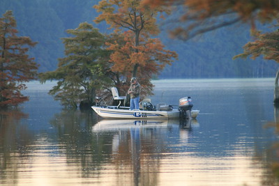 Fishermen & Boats