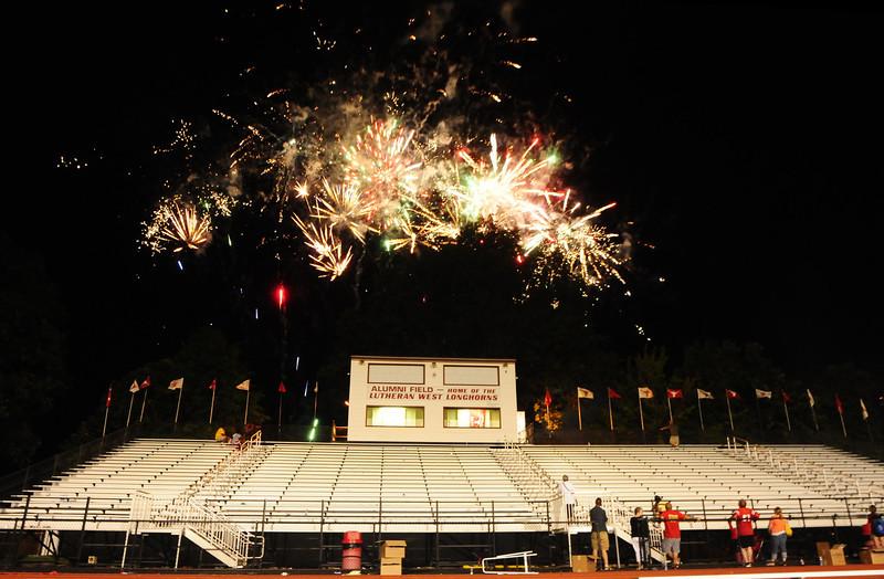 Lutheran-West-Fireworks-after-football-game-Unleash-the-Spirit-bash-2012-08-31-008.JPG