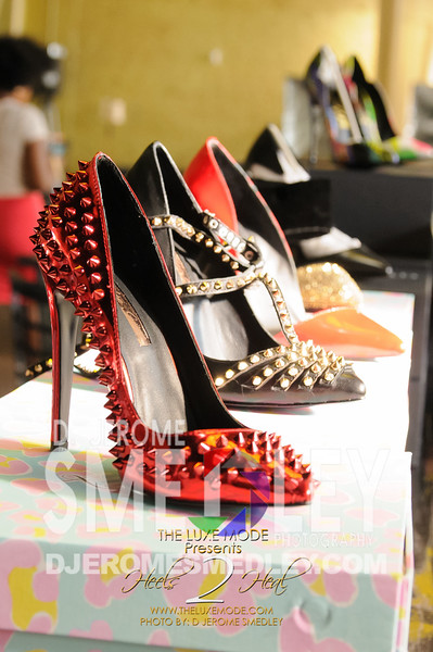 The Luxe Mode 1st Annual Heels to Heal Brunch