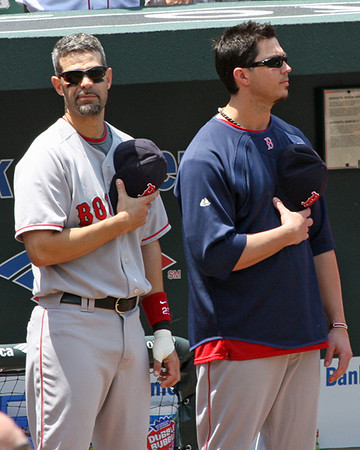 Red Sox, June 1, 2008