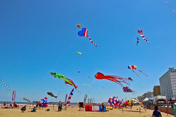2015 Atlantic Kite Festival