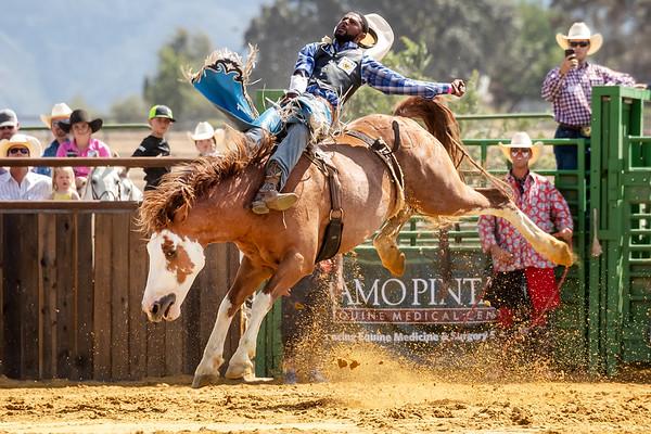 2019 Santa Ynez Rodeo - Sunday