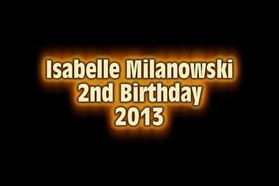 Isabelle  2nd BD