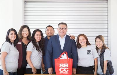 Salud Carbajal EOPS- Press Room