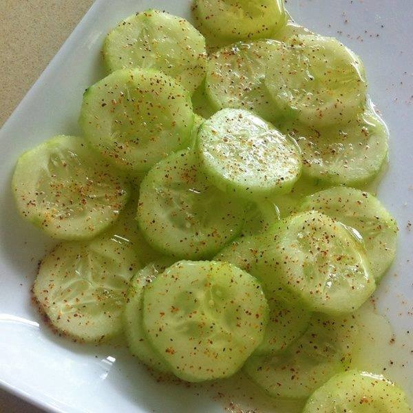 Cucumbers with a Bang