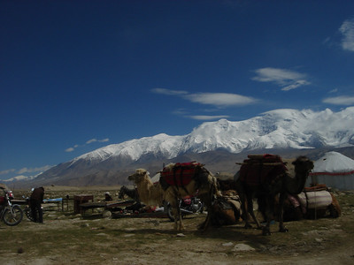 The Time of the Sun (Silk Road, East Turkestan, Xinjiang)