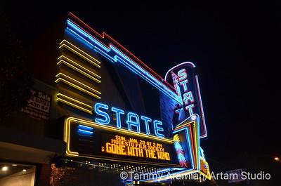 State Theater Modesto