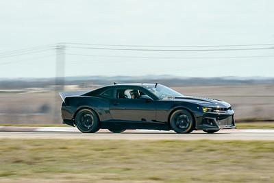 Black Camaro - Marty C.