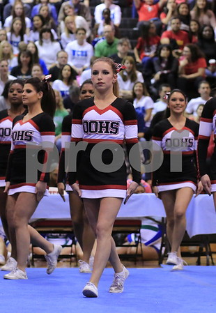 Quince Orchard - 2015 MCPS Cheerleading Championships