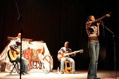 Exodus Poetry Group, Botswana