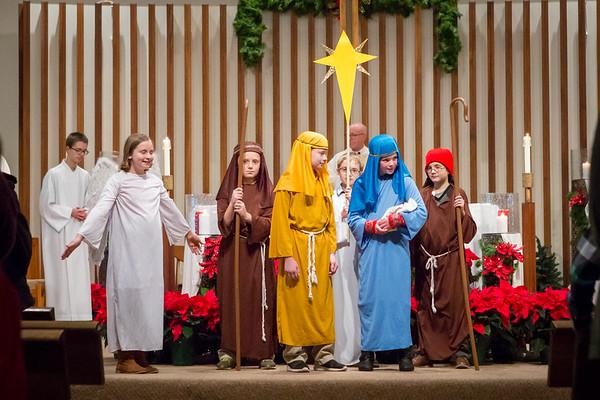 Nativity Christmas Eve