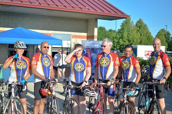 Rotary Ride 2016