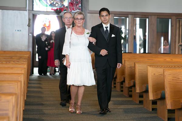 Dustin Rebecca Ceremony