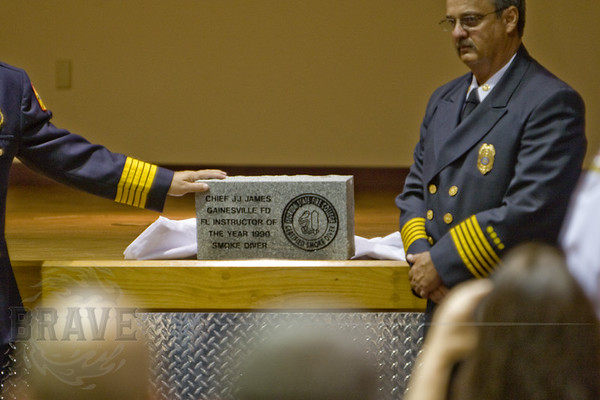 Chief James Stone Presentation
