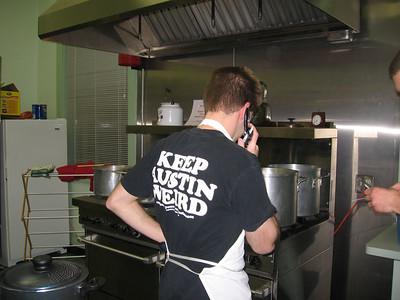2005-12-16 Spaghetti Dinner Fundraiser