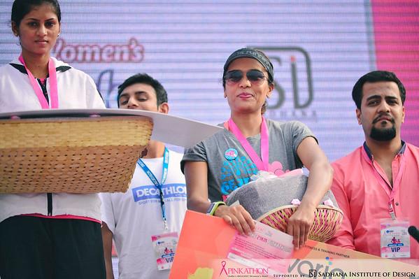 Pinkathon 2015 Ahmedabad