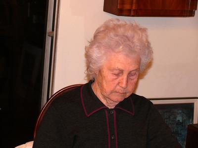 Pesach at Ruth's 2009