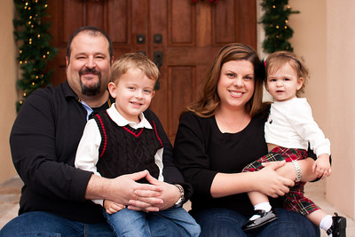 Lasa Family December 2010